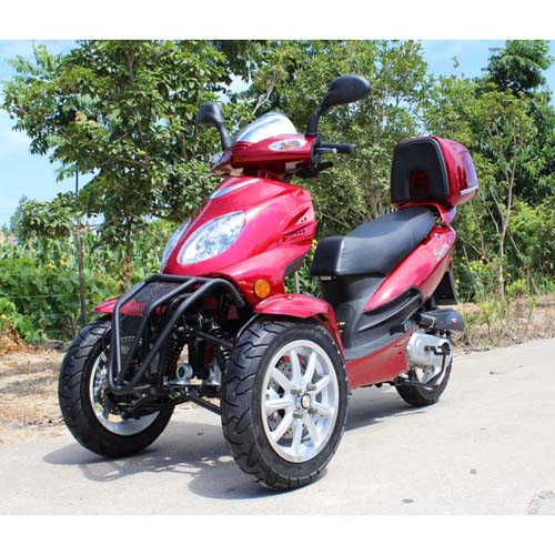 motor trike 50cc for adults