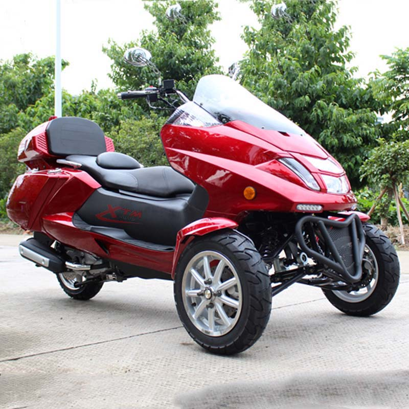 three wheel trike scooter
